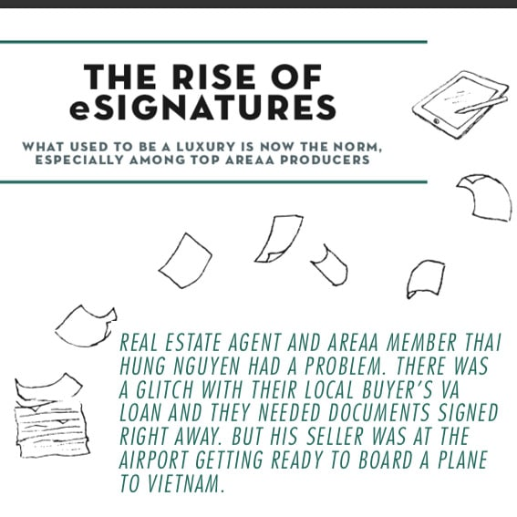 The Rise of eSignatures
