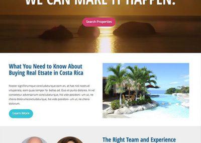 B&G International Website