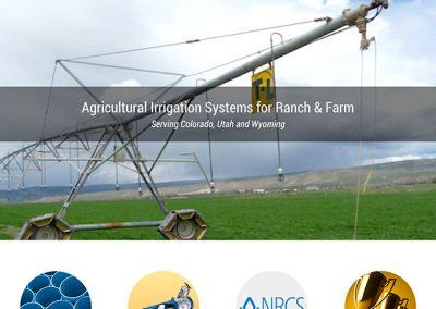 B&B Irrigation Website