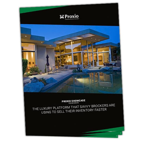 Proxio Luxury Broker Whitepaper