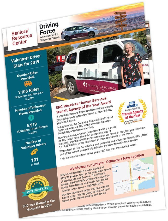 Driving Force Newsletter