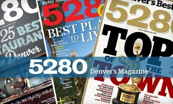 5280 Denver's Magazine
